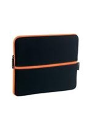 "Targus 13.3"" Laptop Skin Notebook sleeve black, orange"