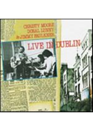 Christy Moore, Donal Lunny And Jimmy - Live In Dublin (Music CD)