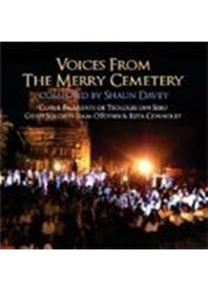 Shaun Davey - Voices From The Merry Cemetery (Music CD)