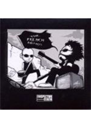 Inspector Cluzo - French Bastards, The (Music CD)