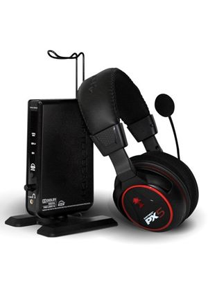 Turtle Beach Ear Force PX5 Programmable Wireless Headset (PS3)