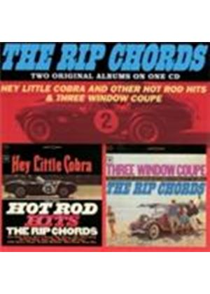 Rip Chords - Hey Little Cobra And Other Hot Rod Hits (Music CD)