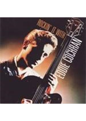 Eddie Cochran - Rockin' It With (Music CD)