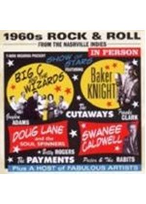 Various Artists - 1960s Rock 'n' Roll From The Nashville Indies (Music CD)