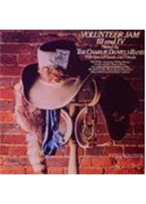 Charlie Daniels Band (The) - Volunteer Jam Vol.3 & 4 (Music CD)