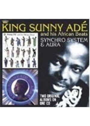 King Sunny Ade - Synchro System/Aura (Music CD)