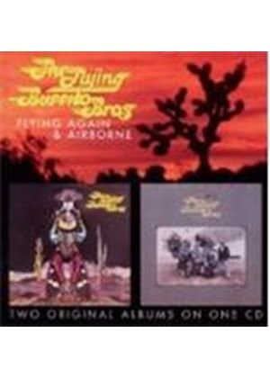 Flying Burrito Brothers (The) - Flying Again/Airborne (Music CD)