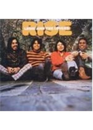 Louie & The Lovers - Rise (Music CD)