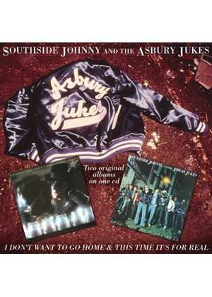 Southside Johnny - I Don't Want To Go Home / This Time It's For Real (Music CD)