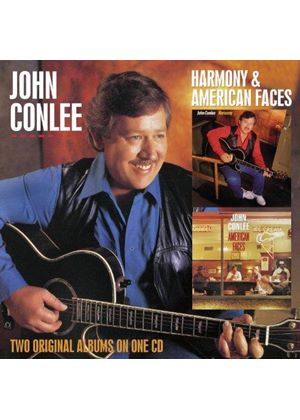 John Conlee - Harmony / American Faces (Music CD)