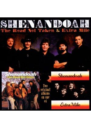 Shenandoah - The Road Not Taken / Extra Mile (Music CD)