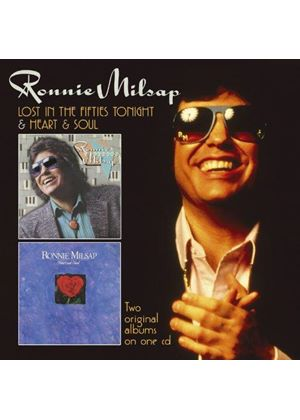 Ronnie Milsap - Lost In The Fifties Tonight / Heart & Soul (Music CD)