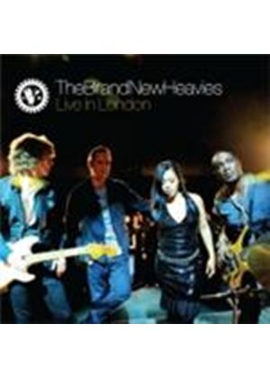 Brand New Heavies & N'Dea Davenport - Live In London (Music CD)