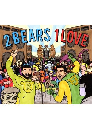 Various Artists - 2 Bears 1 Love (Music CD)