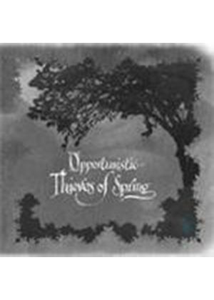 Forest Of Stars (A) - Opportunistic Thieves Of Spin (Music CD)
