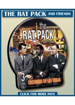 Various Artists - Rat Pack And Friends, The (Music CD)