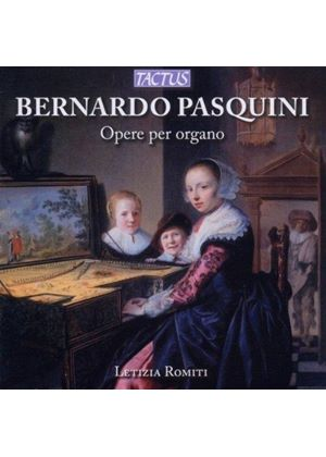 Bernardo Pasquini: Organ Works (Music CD)
