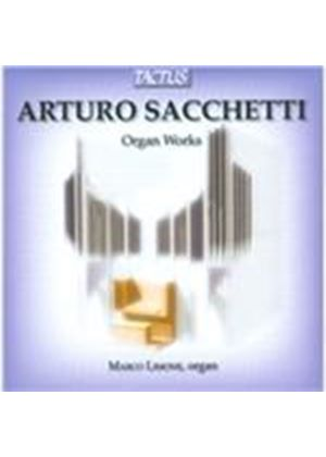 Arturo Sacchetti: Organ Works (Music CD)