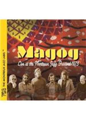 Magog - Live At The Montreux Jazz Festival 1973 (Music CD)