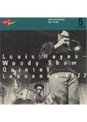 Louis Hayes/Woody Shaw Quintet - Lausanne, 1977
