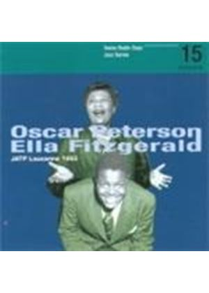 Oscar Peterson & Ella Fitzgerald - Jazz At The Philharmonic (Lausanne 1953: Swiss Radio Days Vol.15) [Remastered]