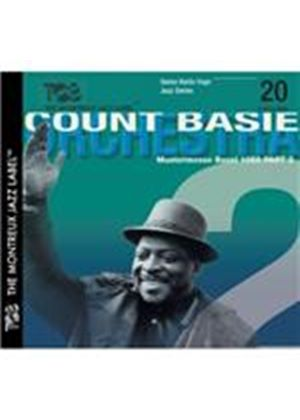 Count Basie Orchestra - Basel 1956 Vol.2 (Swiss Radio Days Jazz Series Vol.20) (Music CD)