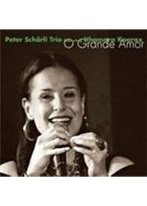 Peter Scharli - O Grande Amor (Music CD)
