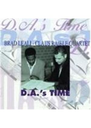 Brad Leali/Claus Raible Quartet - D.A.'s Time