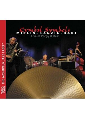 Billy Hart - Cymbal Symbols - Live at Porgy & Bess (Music CD)