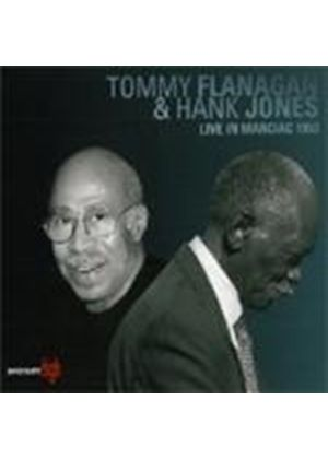 Tommy Flanagan & Hank Jones - Live In Marciac 1993 (Music CD)