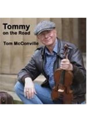 Tom McConville - Tommy On The Road (Music CD)