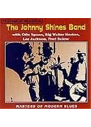 Johnny Shines - Masters Of Modern Blues Series