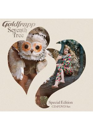 Goldfrapp - Seventh Tree [CD + DVD Tour Edition] (Music CD)