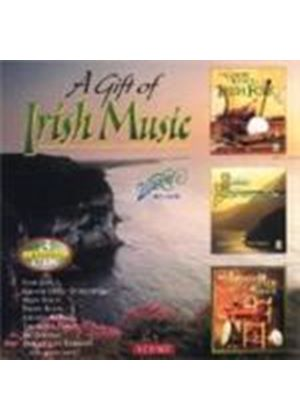 Various Artists - Gift Of Irish Music, A (The Golden Sounds Of Irish Folk/Celtic Tranquillity/The Best Of Irish Pub Songs)