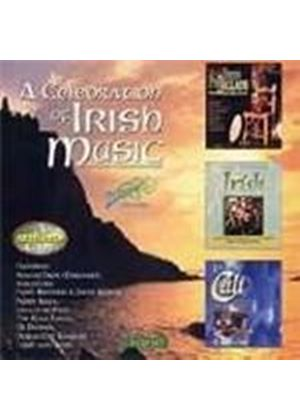 Various Artists - Celebration Of Irish Music, A (The Great Irish Pub Ballads Collection/Traditionally Irish/Irish Ceili)