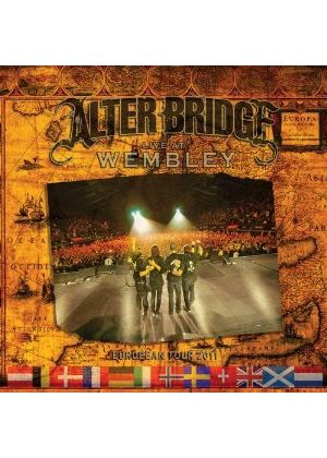 Alter Bridge - Live at Wembley (European Tour 2011) (Music CD)