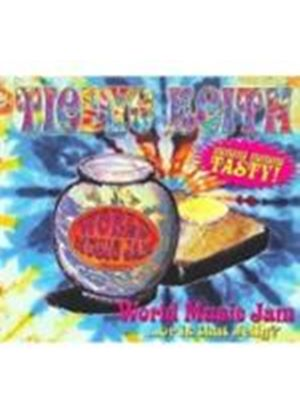 Tiedye Keith - World Music Jam Or Is That Jelly (Music CD)