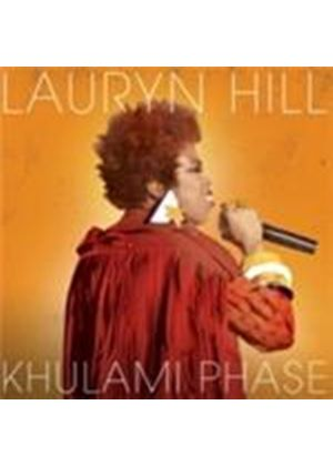 Lauryn Hill - Khulami Phase (Music CD)