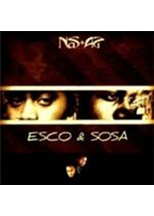 Nas & AZ - Esco And Sosa (Music CD)