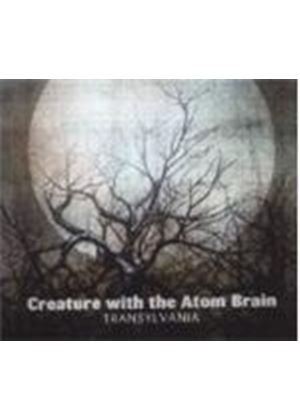 Creature With The Atom Brain (The) - Transylvania (Music CD)