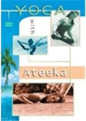 YOGA WITH ATEEKA              (DVD)