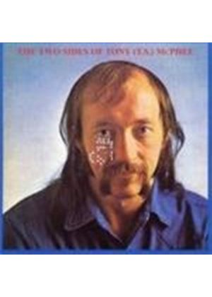 Tony McPhee - The Two Sides Of Tony McPhee (Music CD)