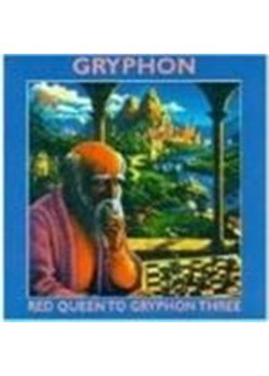 Gryphon - Red Queen To Gryphon Three (Music CD)