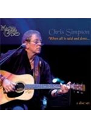Chris Simpson - When All Is Said And Done (Music CD)
