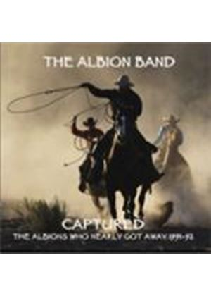 Albion Band (The) - Captured (Music CD)