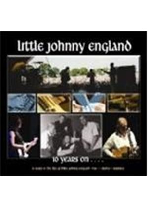 Little Johnny England - Ten Years On (+2LP) (Music CD)