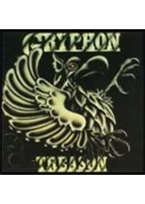 Gryphon - Treason (Music CD)