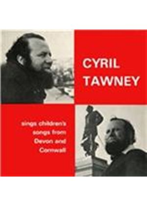 Cyril Tawney - Children's Songs from Devon and Cornwall (Music CD)