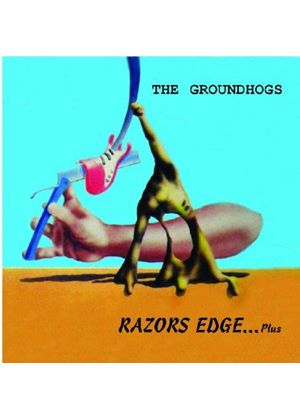 Groundhogs - Razors Edge (Music CD)