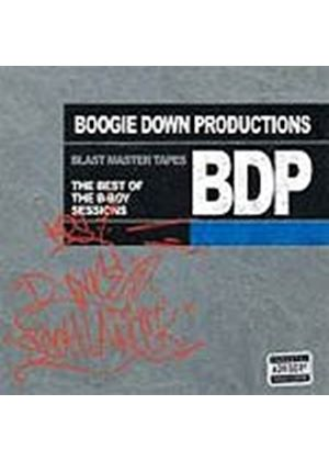 Boogie Down Productions - Blast Master Tapes - Best Of The B-Boy Sessions (Music CD)